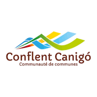 logo aide:  Aide à l'acquisition de foncier économique communautaire en Conflent Canigó